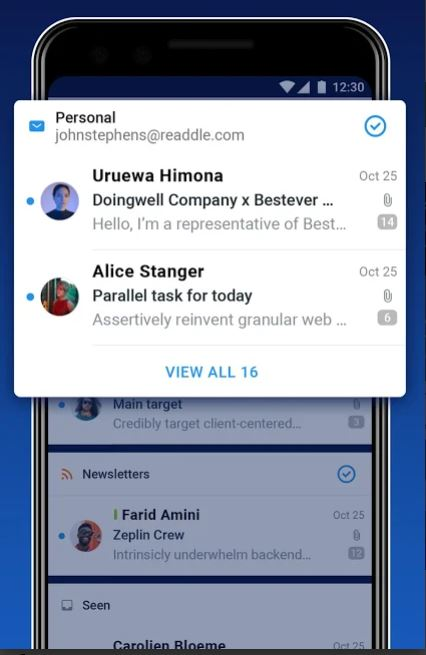 10 Best Email Apps For Android to Use For Better Experience in 2020