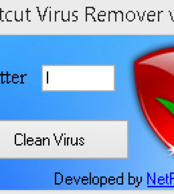 Shortcut Virus Remover Tools, Software and Antivirus to Fix Shortcut