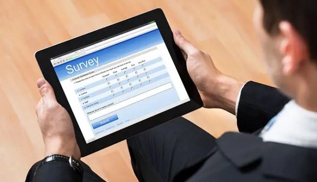 online survey forms