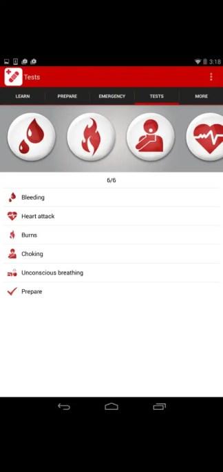 IFRC app