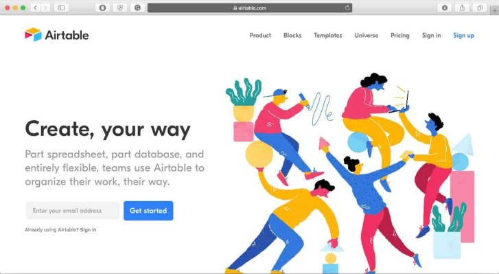 airtable app for mac