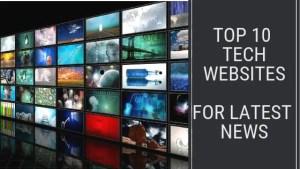 top tech websites