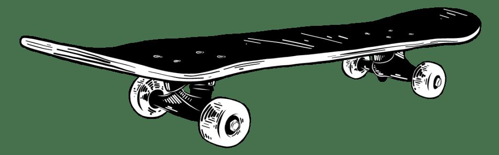 Skateboard and Longboard