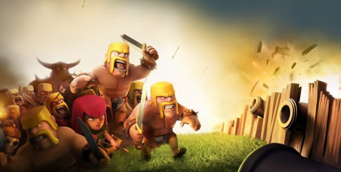 Clash Of Clans On PC