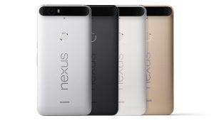 Nexus 5X and Nexus 6P