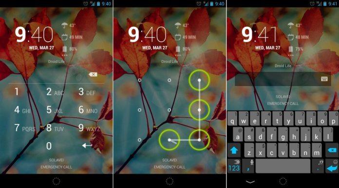 Recover Samsung Mobile Lock Screen Password