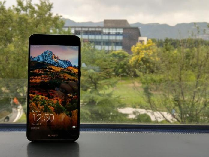 Google Play Store on Huawei Nova 2