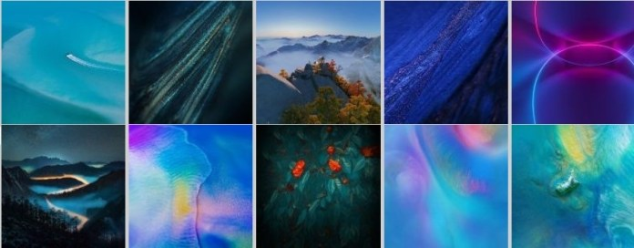 Download Huawei Mate 20 Wallpapers