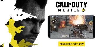 Install Call of Duty on Huawei