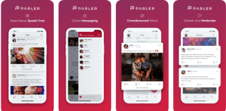 Download parler on Android