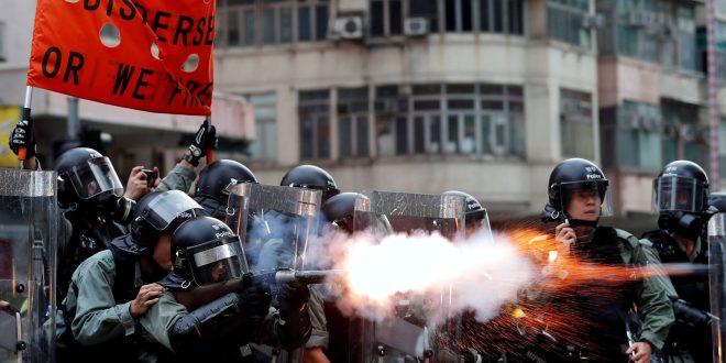 [블룸버그]홍콩의 민주화시위 사태 현황과 예측