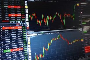 차트, 온라인 브로커, 브로커, 투자
