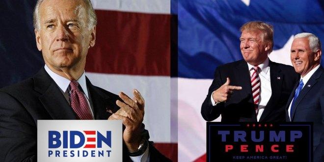 [비지니스]조 바이든과 도널드 트럼프 정책비교
