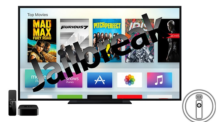 Jailbreak di Apple TV