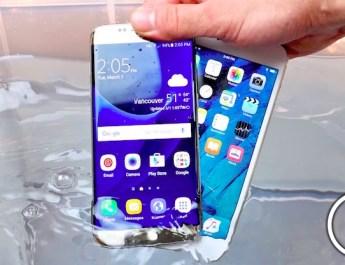 iPhone 6s vs galaxy s7