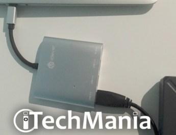 Hub USB Type-C