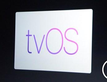 tvOS - WWDC 2016