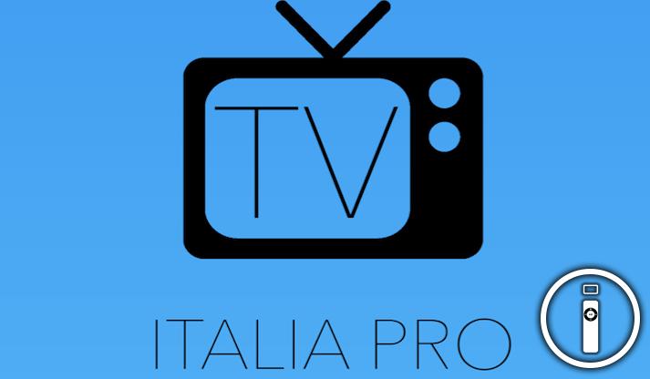 Tv Italia PRO, l'app che ti permette di guardare tutta la tv italiana live da iPhone