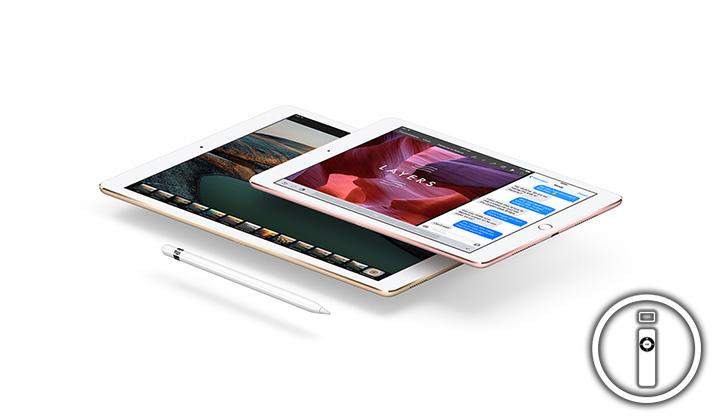 Apple pubblica quattro nuovi spot dedicati da iPad Pro