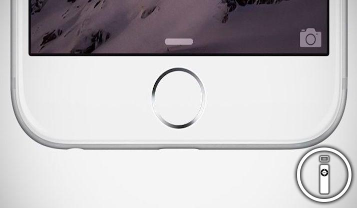 Tasto home iPhone 7, non si potrà nè riparare nè sostituire