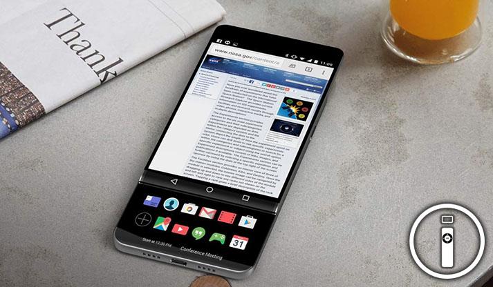 LG V30: la rivoluzione del display secondario?