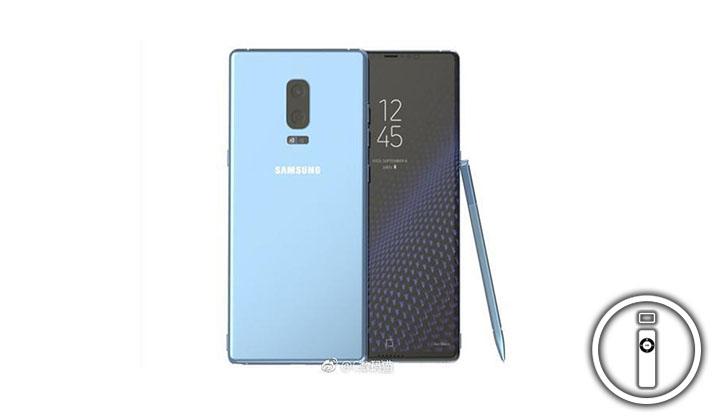 Galaxy Note 8: emergono immagini e video del nuovo phablet di casa Samsung