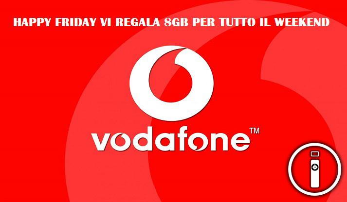 Vodafone Giga Vacanza, fino a 40 Giga per navigare fuori casa
