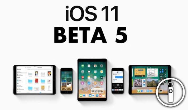 IOS 11 Beta 4 pubblica ufficialmente disponibile!