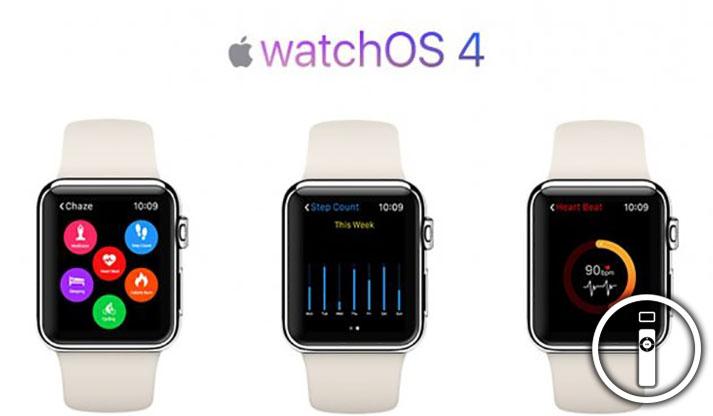 WatchOS 4 disponibile per il download: arrivano le nuove feature