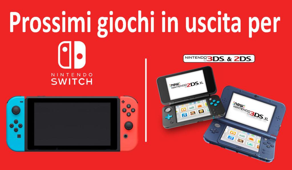 Nintendo Switch permette ora di salvare video di gioco