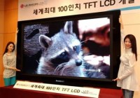 LG.Philips wraps off 100-Inch LCD