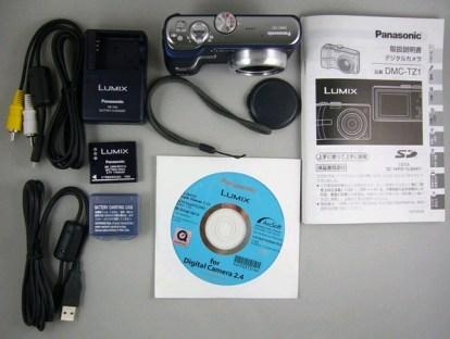 Panasonic DMC-TZ1