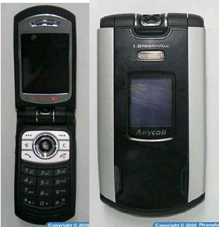 Samsung SCH W399