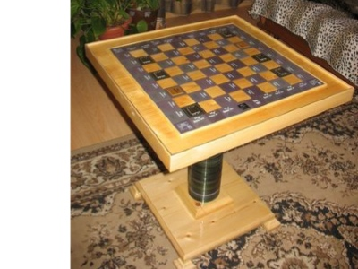 Processors CDROM Chess Table