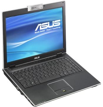 ASUS V2 3.5G HSDPA Notebook