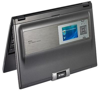 ASUS W5Fe – World's First Dual-Screen Laptop iTech News Net