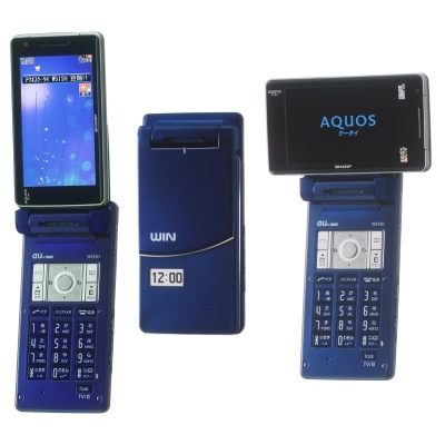 KDDI au Sharp W51SH