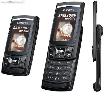 Samsung SGH-D840 Slider
