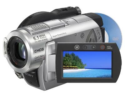 Sony Handycam DCR-DVD508