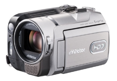 JVC/Victor Everio GZ-MG555-S, GZ-MG575 Camcorder