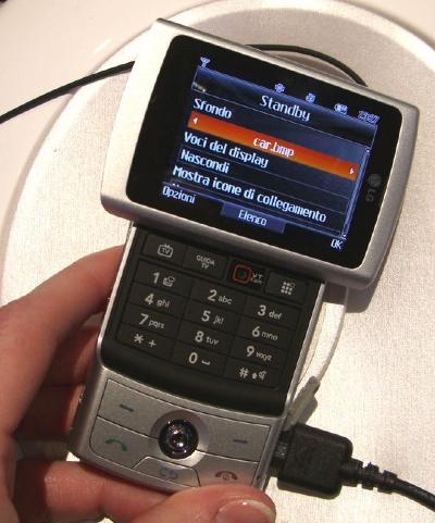 LG KU950/VX9400