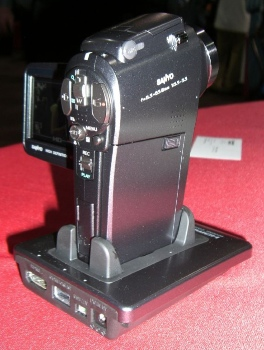 Sanyo VPC-HD2 HD Camcorder