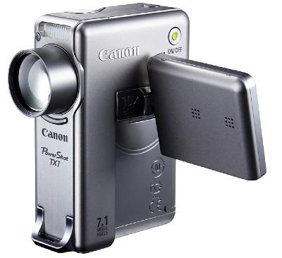 Canon TX1 HD Camcorder