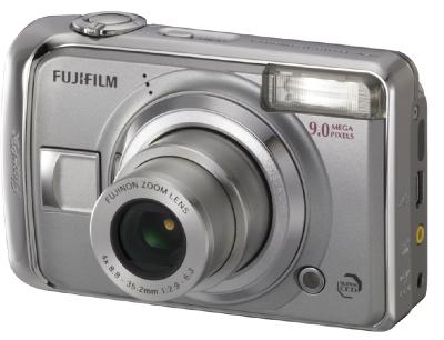 FujiFilm FinePix A900 Digital Camera