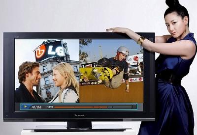 LG XCanvas TVs