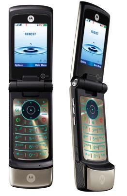 Motorola MOTOKRZR K3