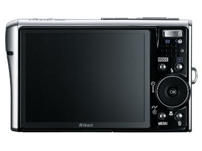 Nikon CoolPix S50/S50c camera