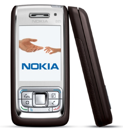 Nokia E65 Slider Phone