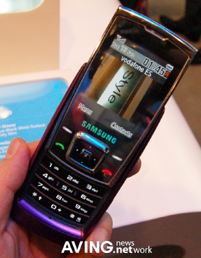 Samsung SGH-E840 Slider