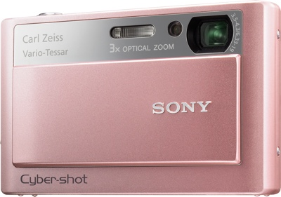 Sony Cyber-Shot DSC-T20 Digital Camera